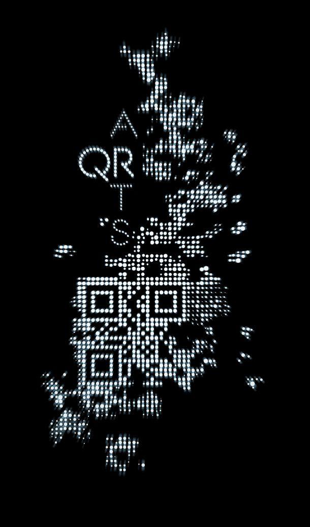 #QR Code #Art