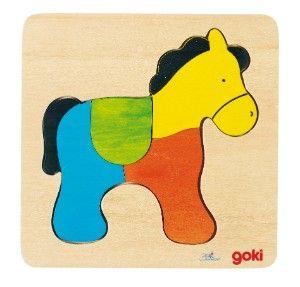 Puzzle calut - 15 lei