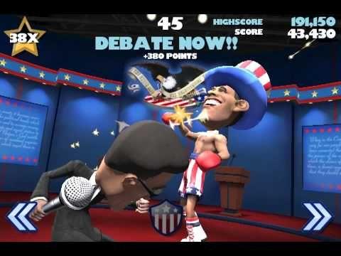Obama VS Romney: per chi vuol giocare duro!