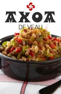 L'Axoa de veau est une recette type du Pays-Basque. Découvrez la recette en cliquant sur l'image.