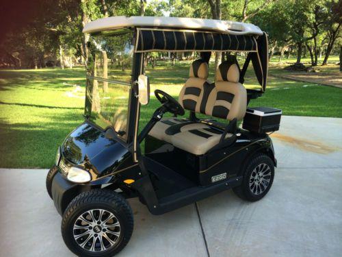 parasta ideaa ez go golf cart iss atilde curren  2014 ez go golf cart golf cart electric 48 volt