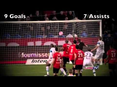 I'm so looking forward to next season! ;)  Eden Hazard - All 20 goals and 15 assists in 2011/2012 - Lille OSC