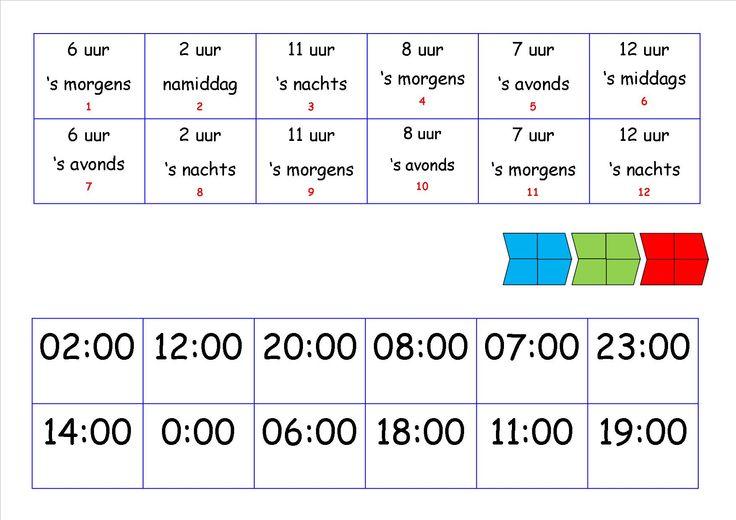 digitale klok : uur