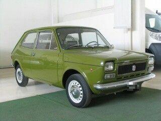 Fiat 127, la macchina della zia