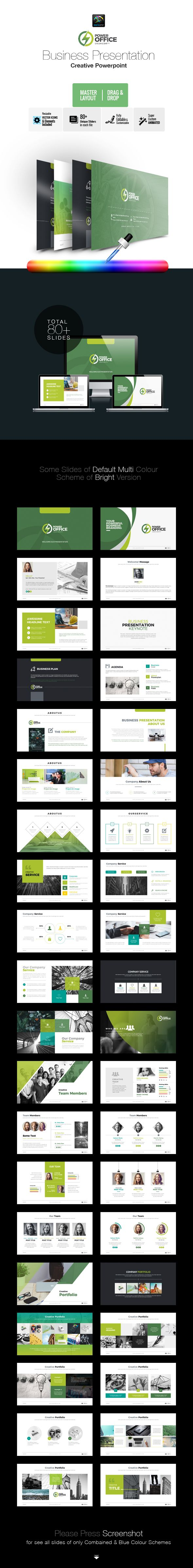 729 Best Powerpoint Templates Images On Pinterest Font Logo Fonts