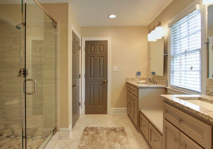 new jack and jill bathroom arbor construction stuff pinterest