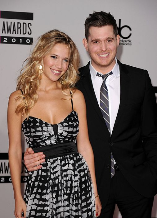 Michael Buble and his wife Luisana Lopilato to celebrate Christmas with son Noah following his cancer diagnosis