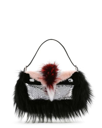 Fendi Bags With Fur
