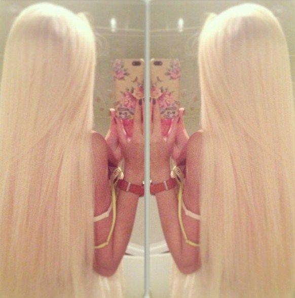 Gonna grow Esther's hair like this! Haha