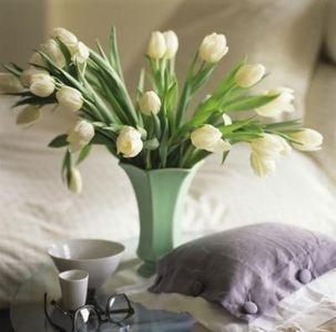 fabric tulips?
