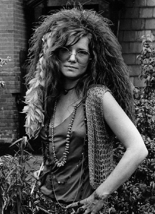 Janis Joplin, The Chelsea Hotel Roof, New York City 1970, David gahr