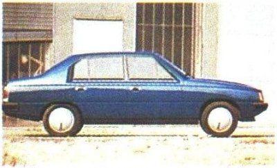 Prototype : Anadol A9 Bertone