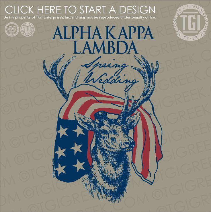 Alpha Kappa Lambda | ΑΚΛ | PR | Fraternity PR | TGI Greek | Greek Apparel | Custom Apparel | Fraternity Tee Shirts | Fraternity T-shirts | Custom T-Shirts