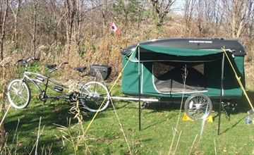 bicycle tent trailer   http://www.ourwindsor.ca/mobile/sports/article/1321815/