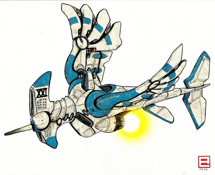 Quetzalcoatl Spaceship XXI by Lapo Roccella on ArtStation.