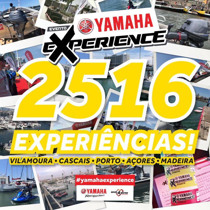 5 lugares em Portugal onde fomos recebidos com expectativa e pudemos proporcionar grandes experiências!  Obrigado a todos! Em 2018 contamos estar aí de novo!  #yamaha #yamahamotor #yamahamarine #mundoyamahamarine #motorforadebordayamaha #waverunneryamaha #yamahawaverunner #motodeagua #jetski #standuppaddle #paddle #flyboard #yamahamusical #yamahamotor #yamahaexperience #eventoyamaha #marinademachico #atlântico #madeira #machico #ilhadamadeira #caisdasardinha #açores #ilhadesãomiguel…