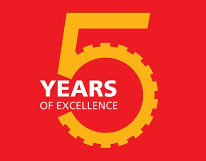 "Check out new work on my @Behance portfolio: ""TUT 5 Years of Excellence Logo Campaign"" http://be.net/gallery/53109543/TUT-5-Years-of-Excellence-Logo-Campaign"