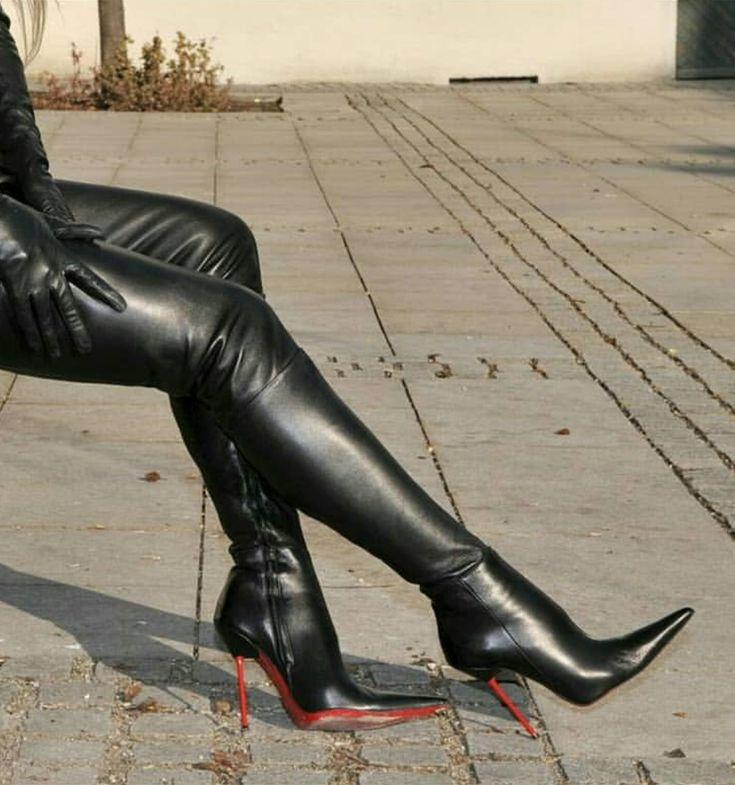Pin von Miss Lidia Glam auf Boots   Overknee stiefel