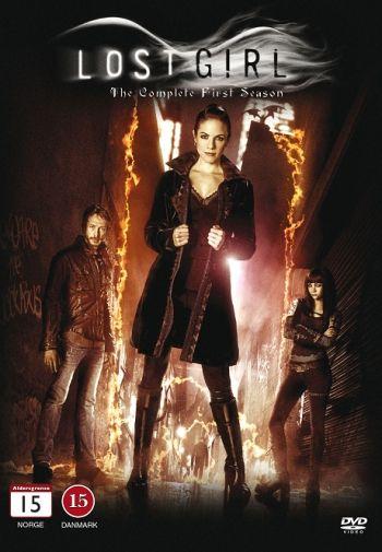 Lost Girl kausi 1 12,95€