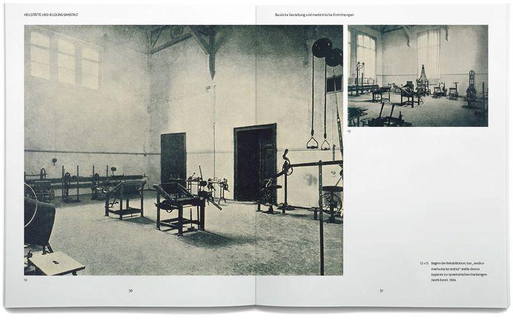 1894                                                    Die Berufsgenossenschaftlichen Kliniken Bergmannstrost in Halle