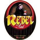 Cerveja Rebel Red, estilo Irish Red Ale, produzida por The Franciscan Well Brewery, Irlanda. 4.3% ABV de álcool.