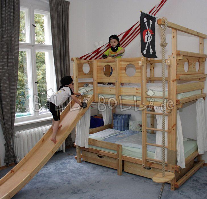 26 best hochbetten und etagenbetten images on pinterest - Etagenbett interio ...