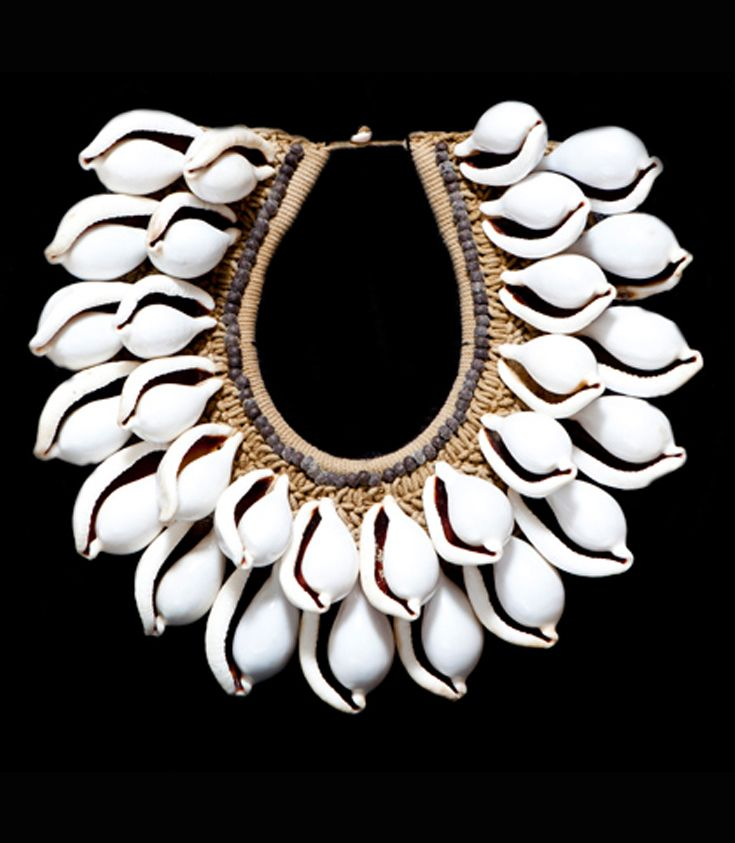 Exhibition Shell Necklace : Best ideas about tribal ethnic unusual beaded