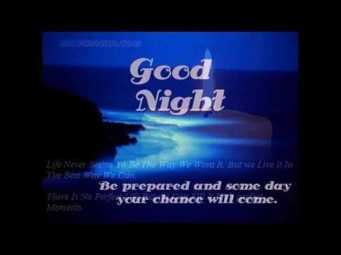 Good Night Sweet Dreams Beautiful SMS/ Message/ Pictures/ E-Card/ Quotes/ WhatsApp video Full HD - YouTube