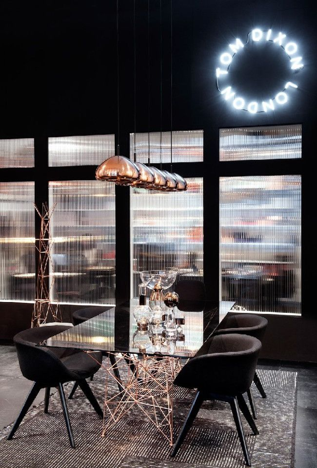 THE FASCINATING TOM DIXON SHOWROOM IN MANHATTAN | #Showroom, #TOMDIXON, #INTERIORDESIGN | ShOWROOM MANHATTAN, NYC SHOWROOM, INTERIOR DESIGN STORE | SEE MORE AT: www.deconewyork.net