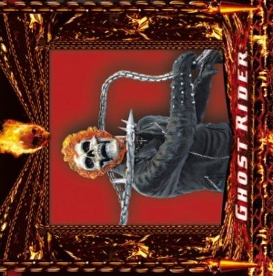 Ghost Rider (2007) movie #poster, #tshirt, #mousepad, #movieposters2