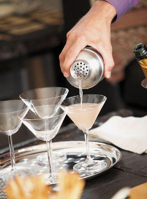 Martini au litchi #RicardoCuisine #RecettesCocktails