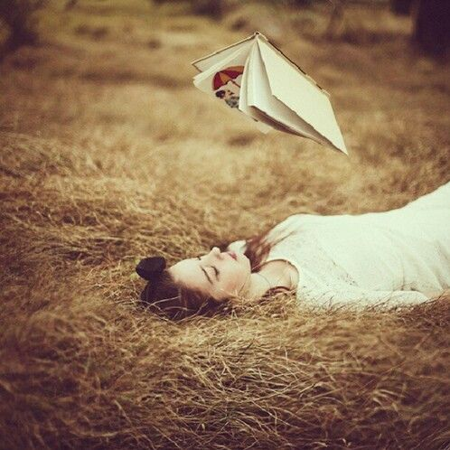 Why hold your book and have your arms get tired when you have magic powers, anyway?//