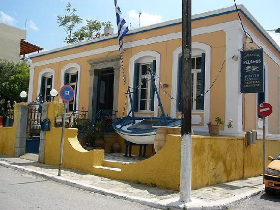 Pelagos,Restaurant