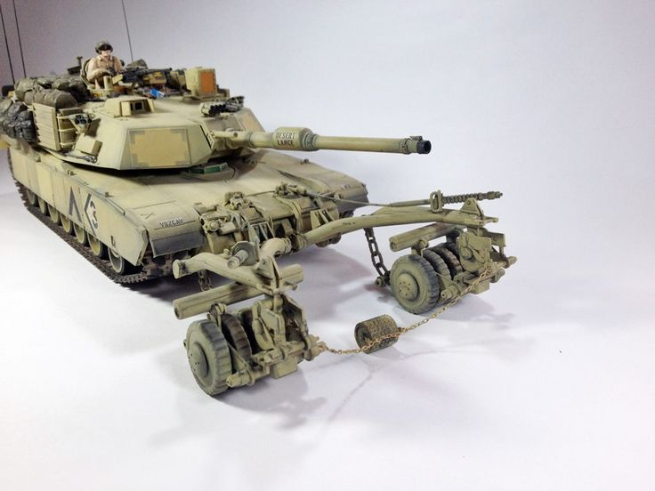 MModels - M1A2 Abrams