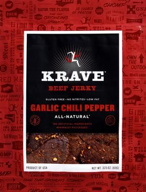 Beef, pork and turkey jerky in many amazing different flavors. $7.00 each