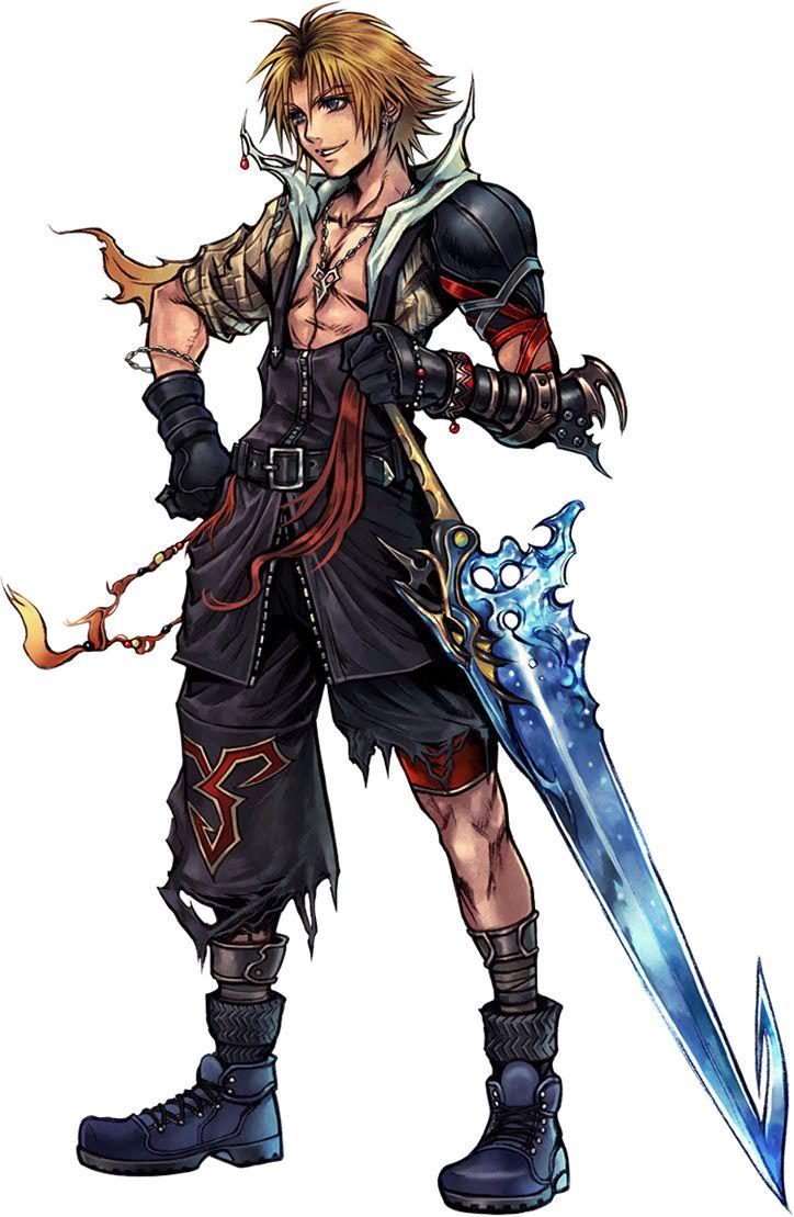 Final Fantasy Character Tidus