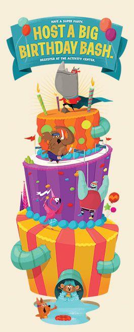 Kids Birthday Parties | Life Time Kids Academy