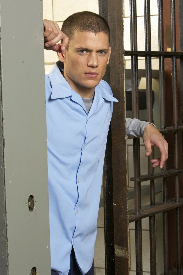 Prison break - michael scofield oh yeah