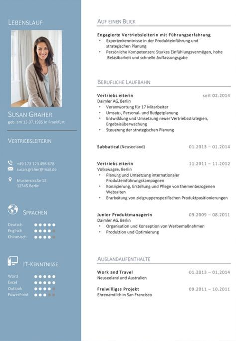 51 best Bewerbung. images on Pinterest | Resume design, Career and ...