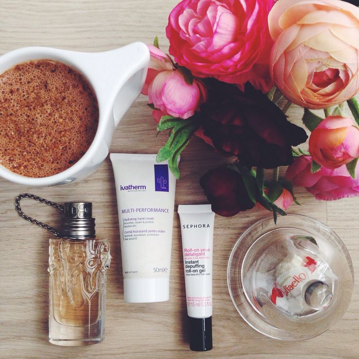 Winter essentials: beauty products from @ivatherm & @sephora  Sandra Bendre