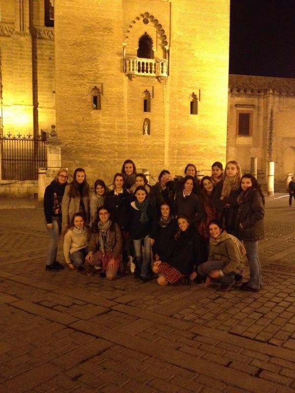 Recorrido por la Sevilla Musulmana con 2° de ESO | Colegio Entreolivos | Fomento de Centros de Enseñanza