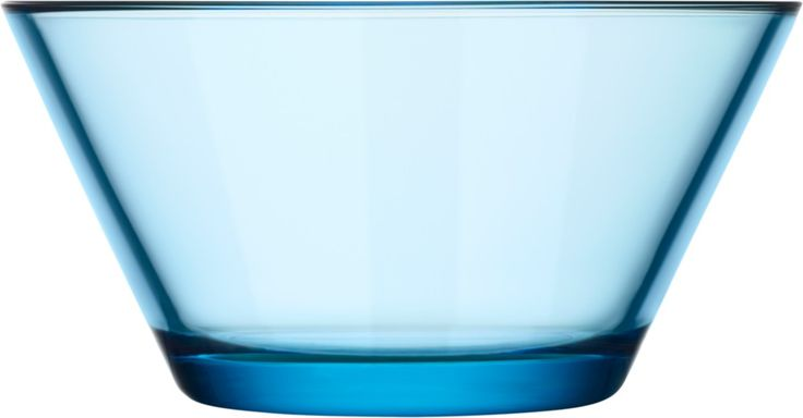 Iittala - Kartio Bowl 39 cl light blue - Iittala.com