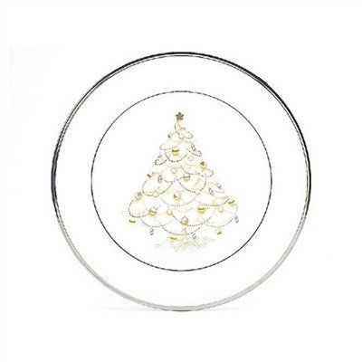 Noritake Palace Christmas Platinum Holiday Accent Plates, Set of 4 by Noritake CO., INC.. $91.90. Holiday Accent Plates, Set of 4. Dishwasher Safe. White Porcelain. World Famous Noritake Quality, Value and Design. Since 1904, Noritake has been bringing beauty and quality to dinner tables around the world. Superior artistry and craftsmanship, attention to detail and uncompromising commitment to quality have made Noritake an international trademark during this past century....