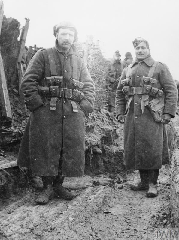 2nd Battalion Argyll And Sutherland Highlanders 19th Brigade 6th