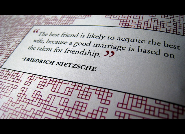wedding invite quote - design by krista casey     Quotes that will make you smile. Maintain Health and See more at http://www.rightbizrighttime.com/category/Womens_Health/