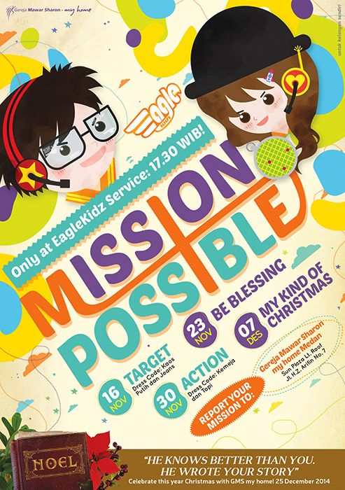 Mission Possible - EagleKidz Special Service // 2014