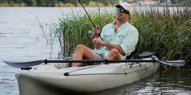 lifetime take a seat on top rated sportfishing kayak