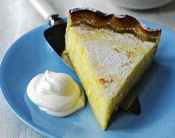 Recipe Delia Smith's Deep Lemon Tart - mydish