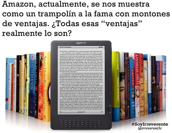 Las Irreverentes: Amazon: ¿amigo o enemigo?