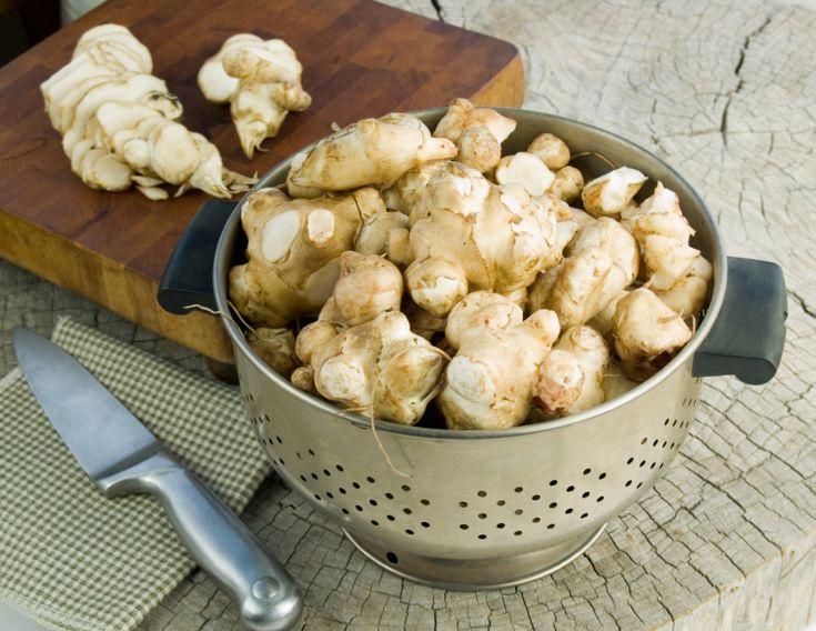 Topinambur: come pulirli e cucinarli